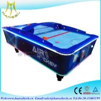 Wholesale Hansel new designs popular air hockey table for game center indoor play land air hockey game from china suppliers