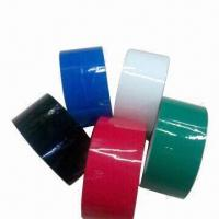 Wholesale Color Packing Tapes, Made of BOPP/Rubber Material, Various Colors Available from china suppliers