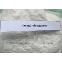 Wholesale Oral Bodybuilding Anabolic Steroids Oxandrolone / Anavar CAS 53-39-4 from china suppliers
