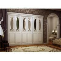Wholesale custom made high gloss wardrobe with modern design from china suppliers