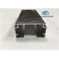 Wholesale 10 Years Warranty Aluminium Construction Profiles Length 5.85m For Curtain Wall from china suppliers