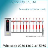 Wholesale Anti Smashing Parking Lot Electric Boom Barrier Gate Operator 3-6m Arm Length from china suppliers