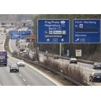 Buy cheap High Resolution 2R1G1B P25 Variable Speed Limit Signs With Storage Memory from wholesalers