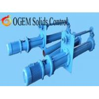 Wholesale submersible slurry pump,solids control slurry pump from china suppliers