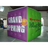 Wholesale 2m Inflatable Cube Balloon from china suppliers