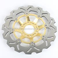 Wholesale Wavy Floating Motorcycle Brake Disc Sport Brake Discs GSX 1100 Aluminum 6061 from china suppliers
