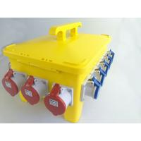Wholesale 36 Ways Mobile Power Distribution Box With Industrial Plugs Sockets from china suppliers