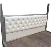 Wholesale Contemporary Headboard Upholstered Bedroom Sets NO Folding With Size Custom from china suppliers