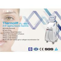 Wholesale Professional Wrinkle Remover Machine For Face , Fractional Rf Machine 60HZ from china suppliers