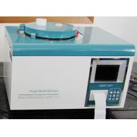 Wholesale GDY-1A+ Automatic Caloric Value Oxygen Bomb Calorimeter from china suppliers