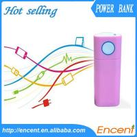 Wholesale Newest Design Cute And Fashionable 6600mAh Power Bank For Mobile Phone from china suppliers