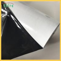 Wholesale Black / White Stainless Steel Self Adhesive Film Surface Protection Film from china suppliers