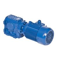 Wholesale S series helical worm  gear reducer supplier gear reducer supplier from china suppliers