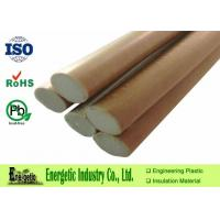Wholesale 1000mm Natural PEEK Rod for Aerospace Parts , Temperature Resistant PEEK Tube from china suppliers