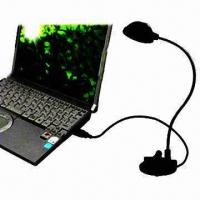 Quality USB Clip Lamp, Supports USB Ports of PCs and Notebooks for sale