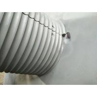 Buy cheap Galvanized Finish LBS Grooved Drums With Multiple Characteristics from wholesalers