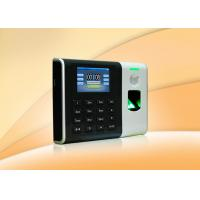 Wholesale Biometric access control  fingerprint attendance management system With Web server 110 / 220V from china suppliers
