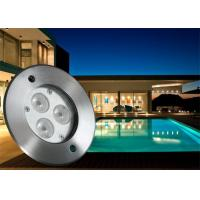 Wholesale CREE OSRAM 3W High Power LED Underwater Lights With ABS Mounting Sleeve from china suppliers