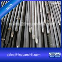 Wholesale small hole mining rock drilling tools hex hollow 6 7 11 12 degree tapered drill steel rod from china suppliers