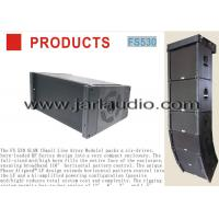 Wholesale 3-way Full Range Passive Line Array Audio System Speaker from china suppliers