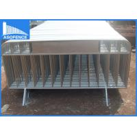 Wholesale 20*1.2mm Crowd Control Fence Round Pipe For Event And Public Activity from china suppliers