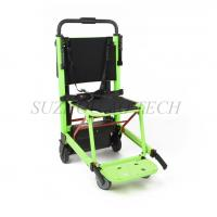 Foldaway Portable Motorized Stair Climber Wheelchair For