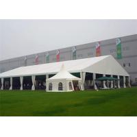 Wholesale Wholesale 1000 Seater Marquee Party Tent For Weddings , Garden Party Tent from china suppliers