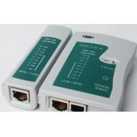 Quality ROHS Wire Processing Machine RJ45 / RJ11 LAN Network Cable Tester for sale