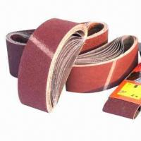 Wholesale Aluminum Oxide Endless Belt with Automatic Machines, Used for Sanding Wood from china suppliers