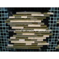Wholesale Glass+ Marble Mosaic (GMM002) from china suppliers