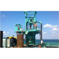 Buy cheap Hydraulic Drilling Rig  for  Bridges, Marine,Super structures and building  Pile Foundation with 150M Depth from wholesalers