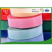 Wholesale Auto - Gripping Double Sided hook and loop Roll fabric hook and loop fasteners 500 meters from china suppliers