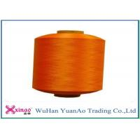 Wholesale Polyester Draw Textured Yarn / 100% Polyester Yarns for Sewing Blanket or Carpet from china suppliers