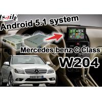 Wholesale Plug & Play Bluetooth Car Navigation Box Video Interface For Mercede Benz E Class W204 from china suppliers