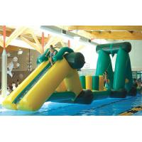 Wholesale Swimming Pool Sports, Inflatable Indoor Obstacle Course For Children from china suppliers