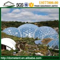 Wholesale Large Tensile Membrane Structure Dome Tent For ETFE Greenhouse Film from china suppliers