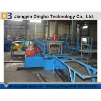 Wholesale Steel H - Beam Guardrail Roll Forming Machine Feeding Width 483mm from china suppliers