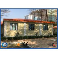 Wholesale Detachable  EPS Panel Prefabricated Container House Steel Modular Homes from china suppliers