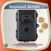 Wholesale MMS GPRS Infrared Hunting Camera Red Glow  Scouting Game DVR Camera from china suppliers