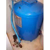 China High pressurized solar water tank with copper coils heat exchanger for solar or combination system. on sale