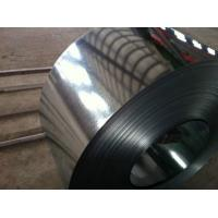 Quality Custom Constructual Profiles Hot Dip Galvanized Steel Strip 610mm CR3 Treated SGCE for sale