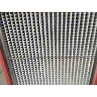 Quality High Temperature Resistance Oven HVAC Air Filters with Stainless Steel SUS304 Frame for sale
