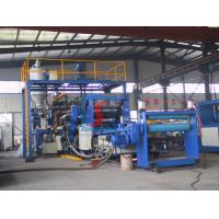 Wholesale Twin Screw Thin PET Plastic Sheet Extrusion Machine , High Efficiency from china suppliers