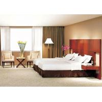 Wholesale Mahogany Finished Double - Bed Bedroom Furniture Modern Corner Table from china suppliers