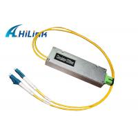 Wholesale Low Back Reflection Optical Circulator 3 Ports Fiber Module With LC Connector from china suppliers