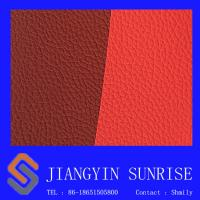 Wholesale Comfortable PVC / PU Leather Automotive Upholstery Fabric For Bus / Truck from china suppliers