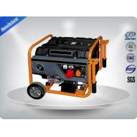 Wholesale 1.5 Kw / Kva Air - Cooled Diesel Portable Generator Set With Wheel Electric Starter from china suppliers