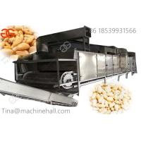 Quality Customer made pine nuts roaster machine for sale/ pine nuts baking equipment factory price supplier for sale
