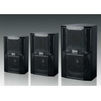 Wholesale Full Range Disco Music Sound System , Portable DJ Bass Speakers 129 DB from china suppliers
