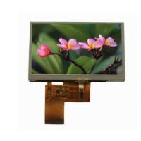 Wholesale RYT043 4.3 Inch 480X272 Lcd TFT Screen With 40pin FPC / Parallel 24bit RGB from china suppliers